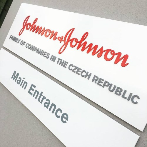 Meeting at Johnson&Johnson